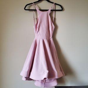 Xenia Boutique Fortune Backless mini dress size XS